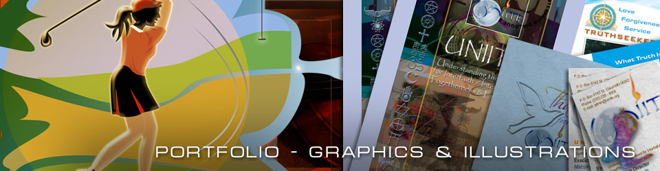 Creative Artistic Nuance - Online Portfolio - Graphics and Illustrations